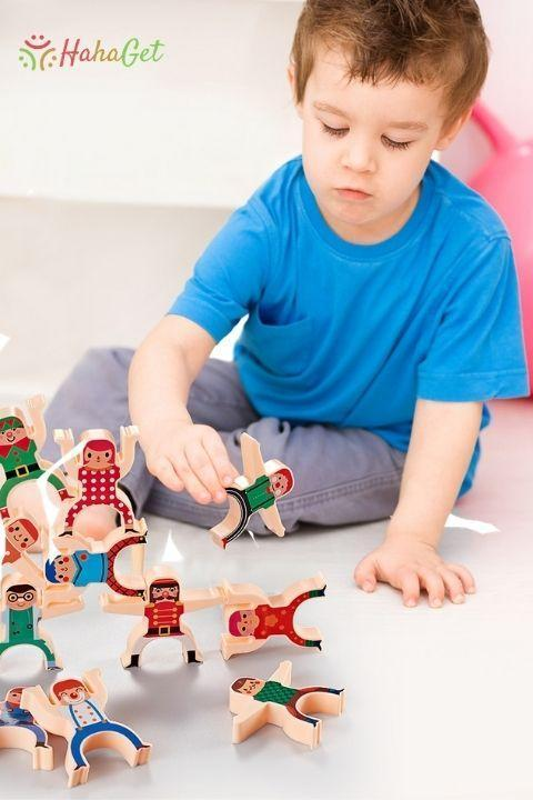 The Stacking Game Hercules Toys Super Funny Game Of Stacking Blocks HahaGet